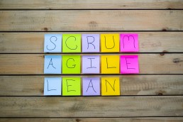 Scrum metodologías ágiles agencia marketing digital Evoluciona
