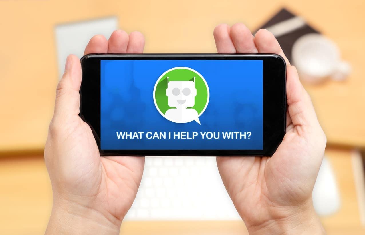 Estrategia online, chatbox web
