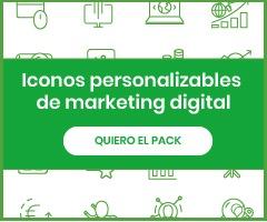 iconos para presentaciones de marketing