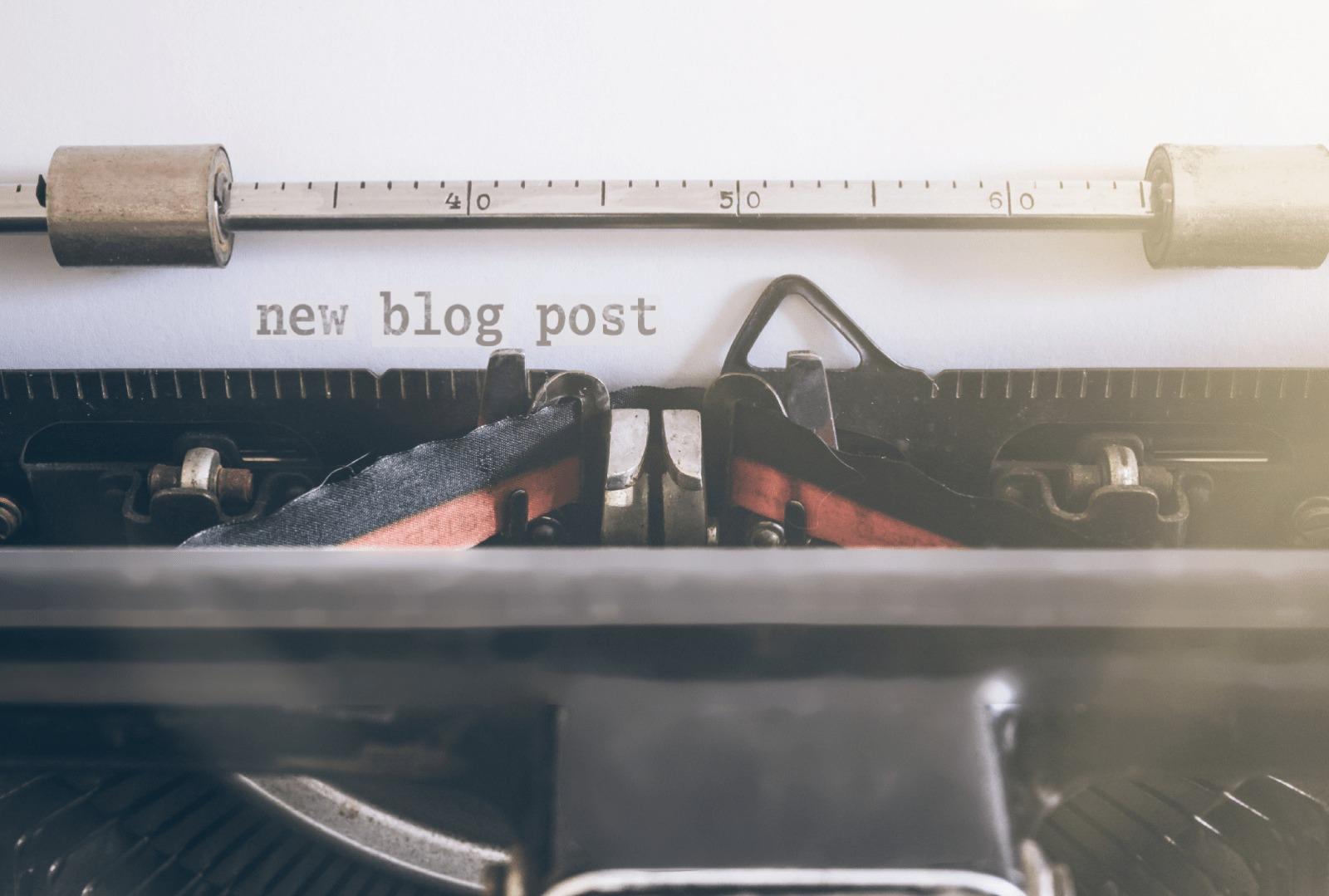 blog corporativo interno o externo