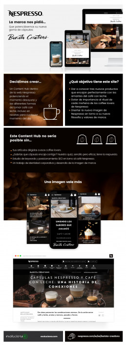 Business Case storytelling Nespresso