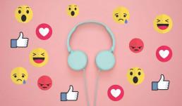 podcast en Facebook, la novedad de esta red social
